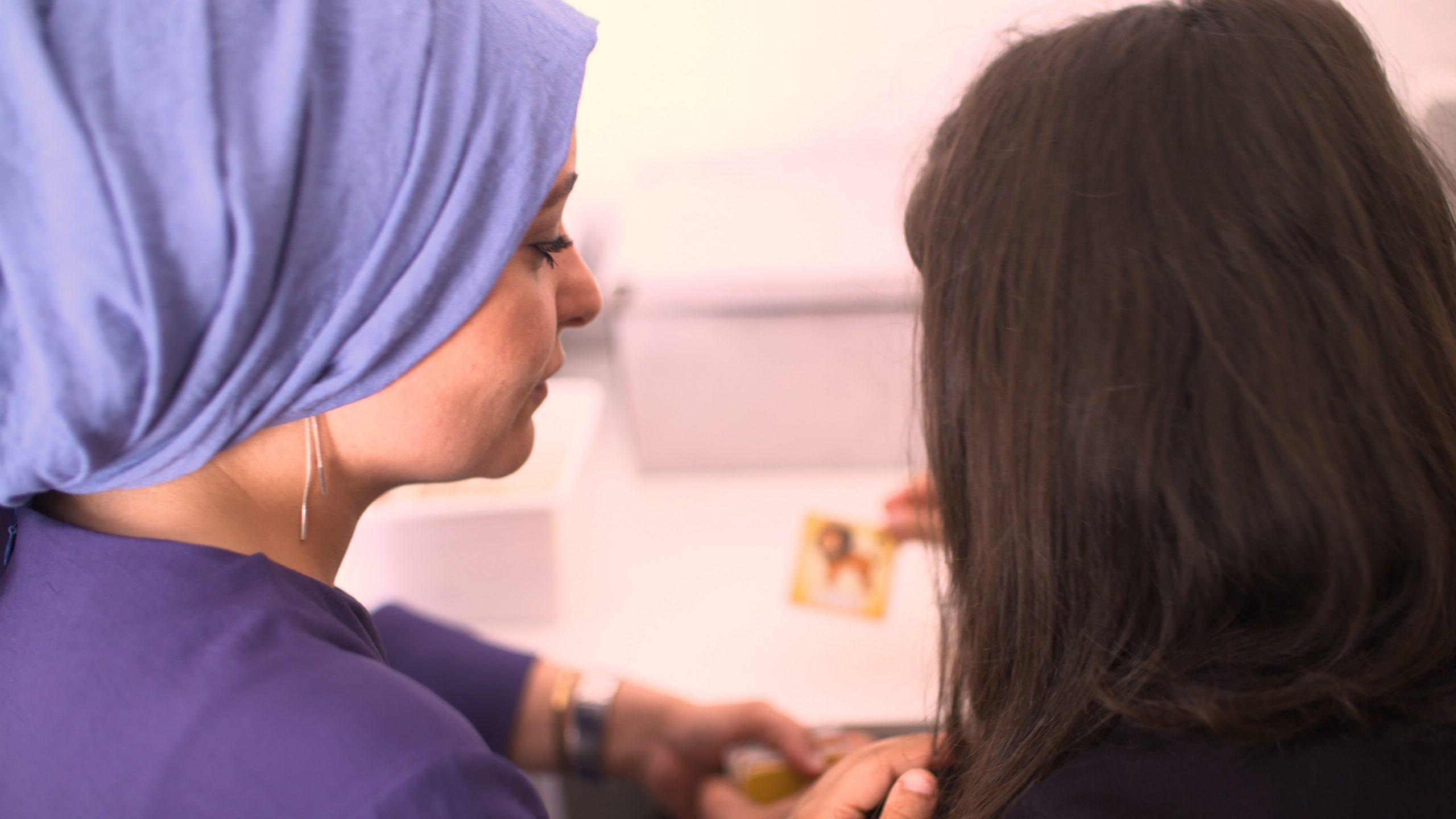Unser Video-Interview mit Naime Yıldırım  über Ihre Tochter Zahide